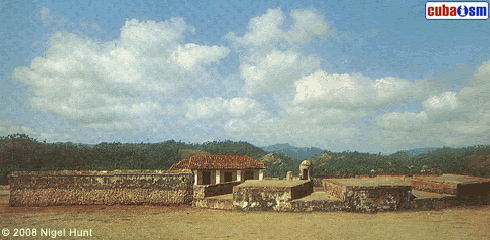 La Punta Fort at Baracoa