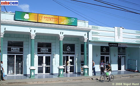 Shop La Primada in Baracoa City